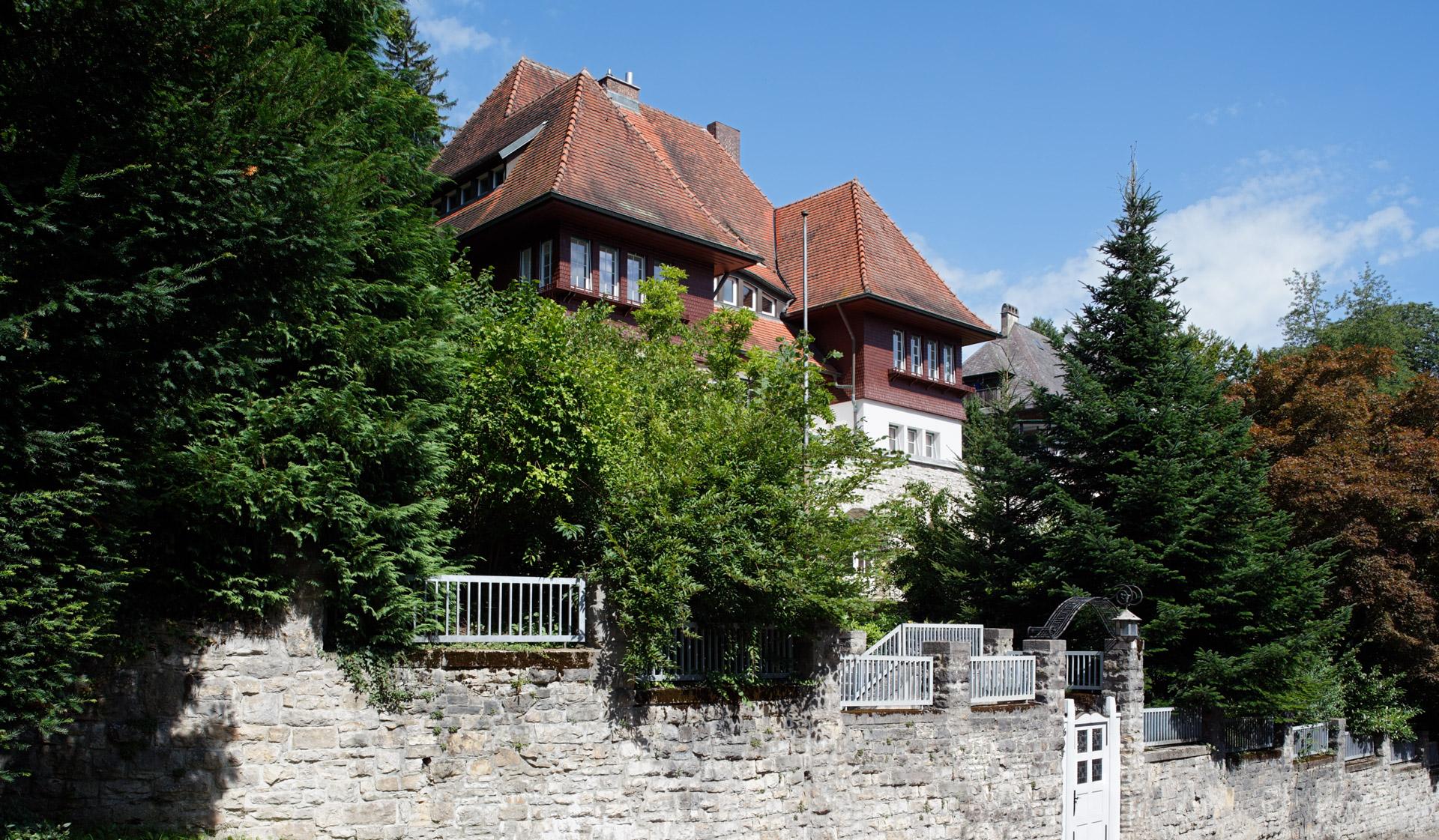 Landhaus Bubat in Freiburg Weber Hummel Architekten 1
