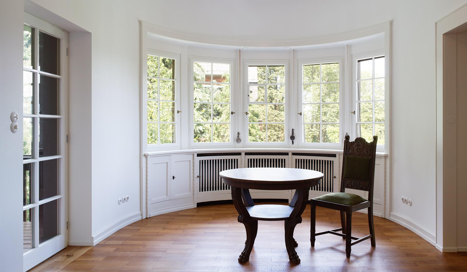 Landhaus Bubat in Freiburg Weber Hummel Architekten 7