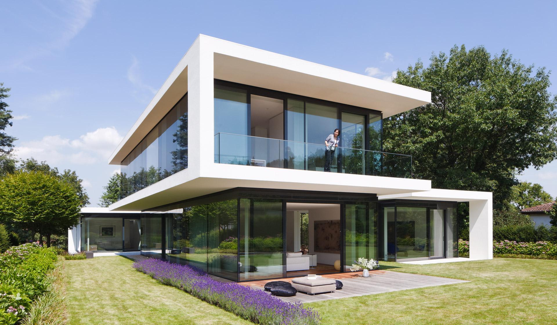 PavillonVilla in Bayern Weber Hummel Architekten 1