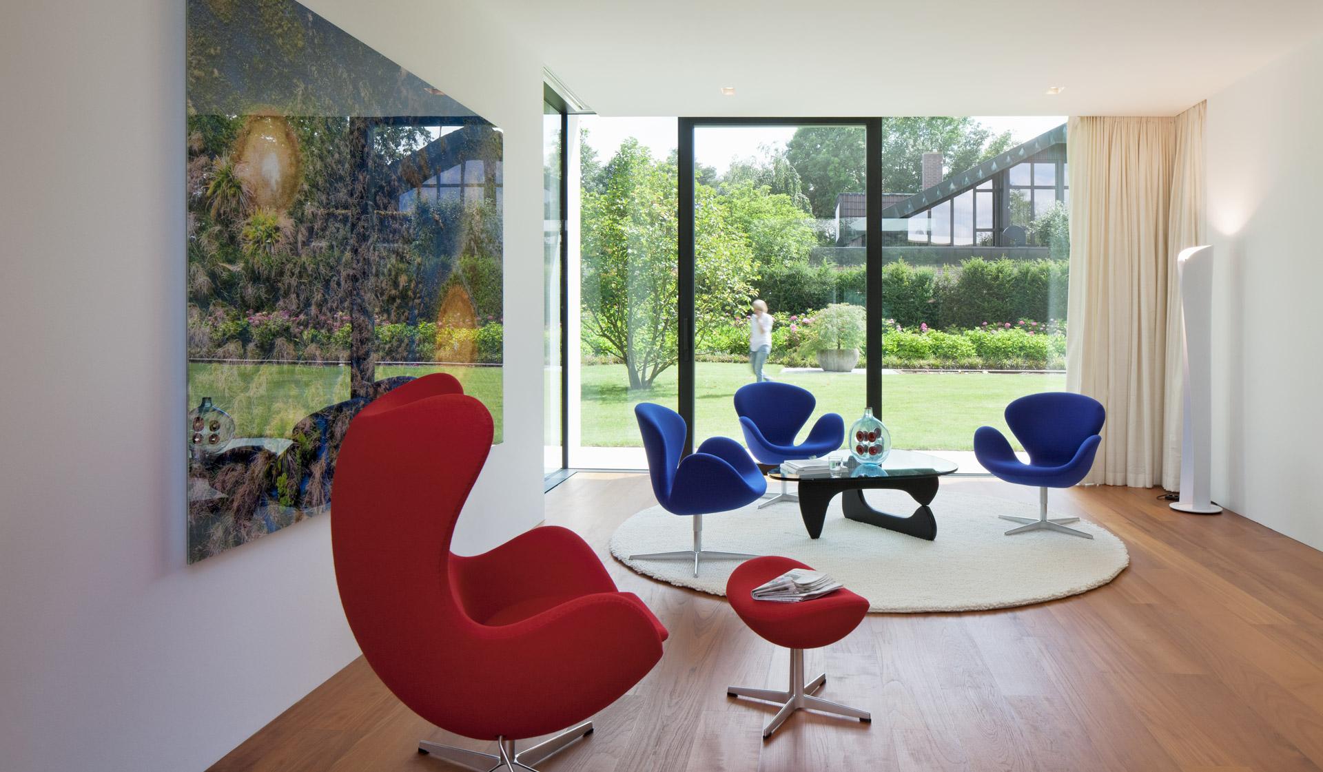 PavillonVilla in Bayern Weber Hummel Architekten 11
