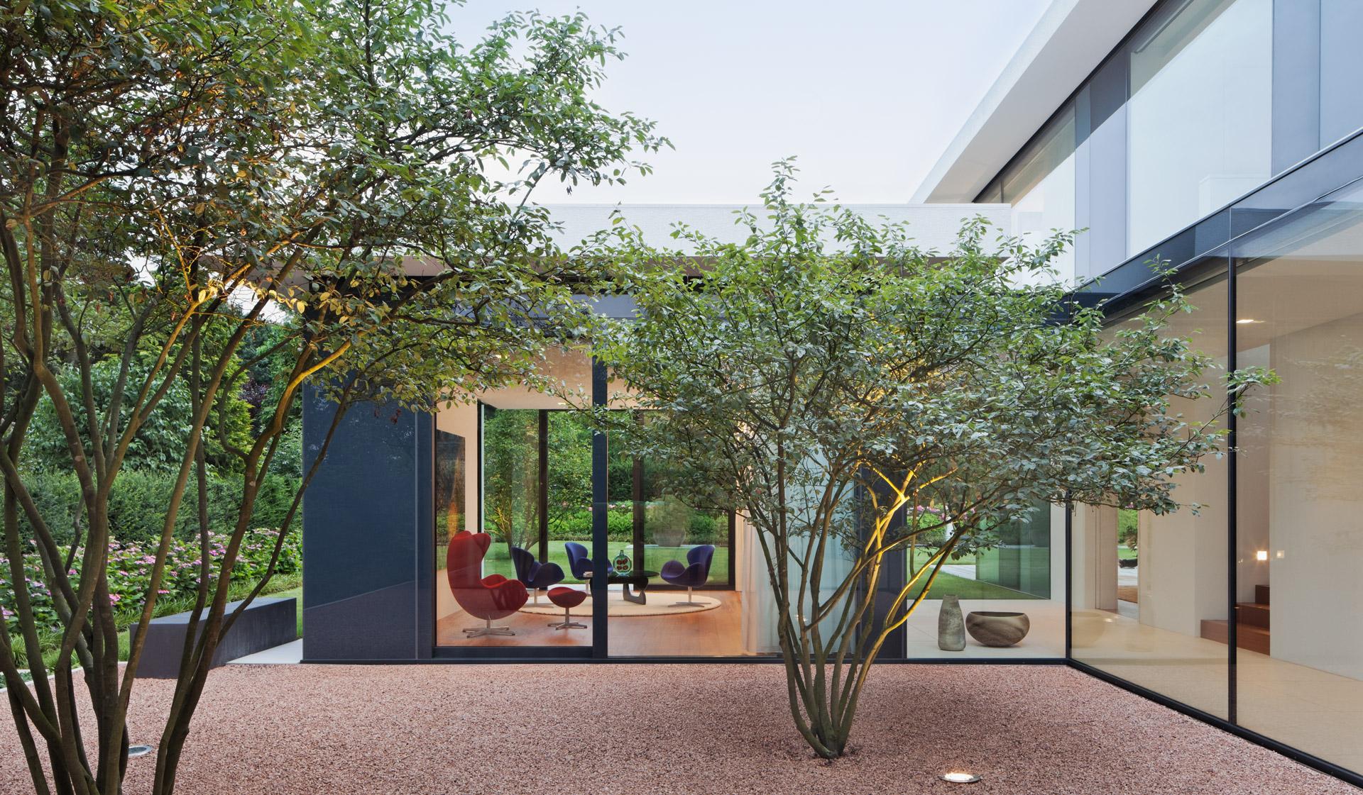 PavillonVilla in Bayern Weber Hummel Architekten 5