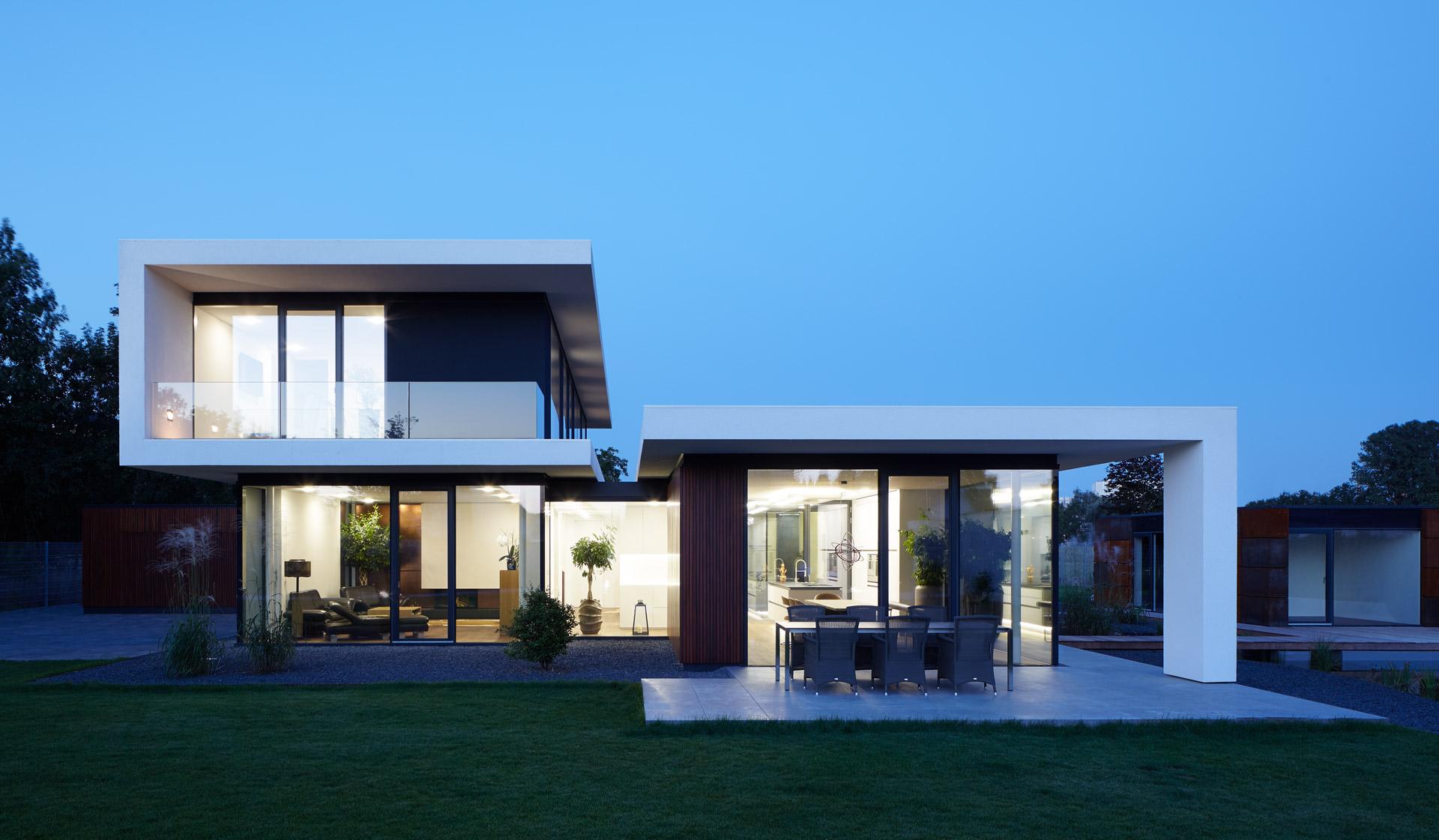 Villa R in Bayern Weber Hummel Architekten 1