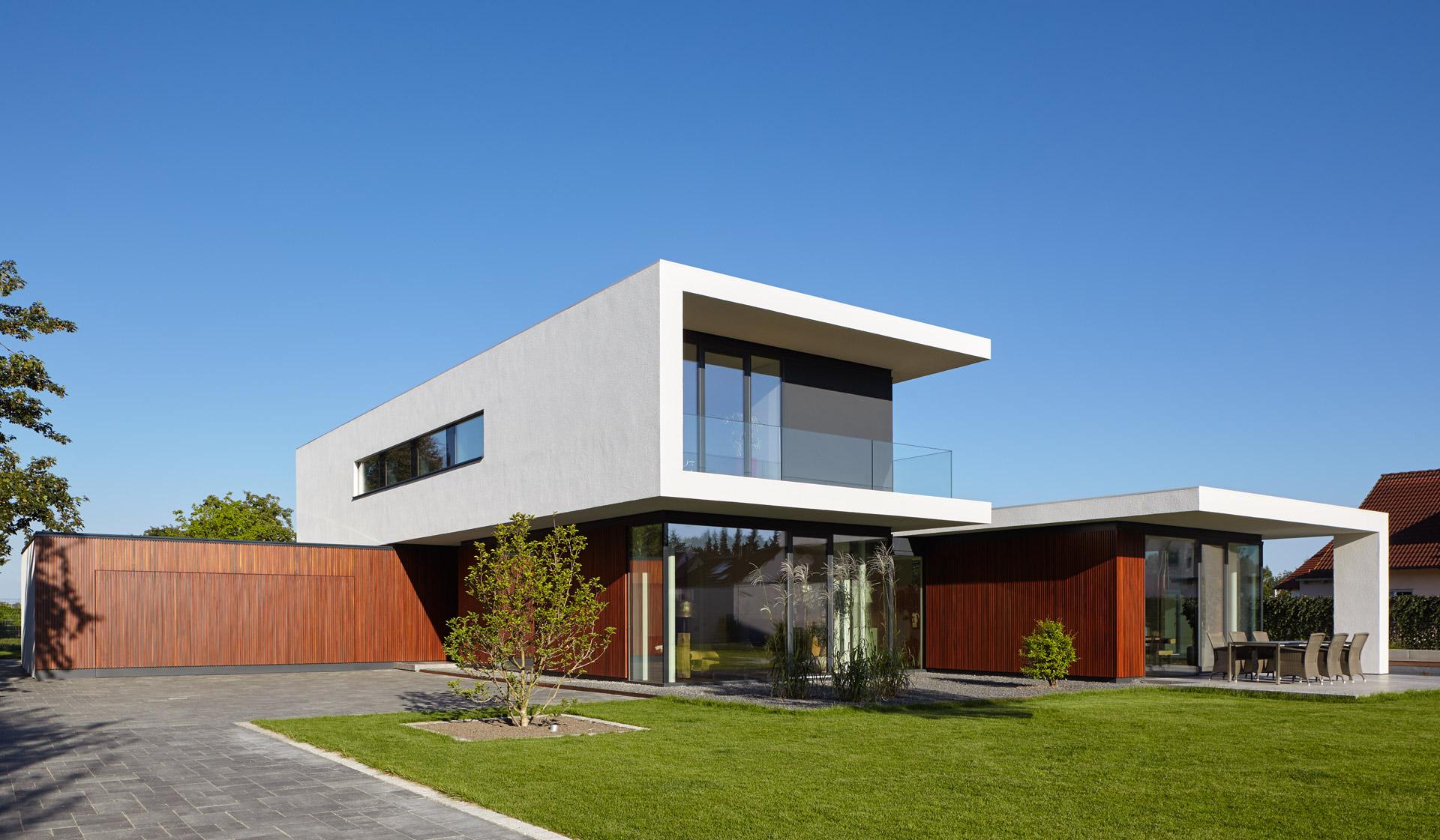 Villa R in Bayern Weber Hummel Architekten 2