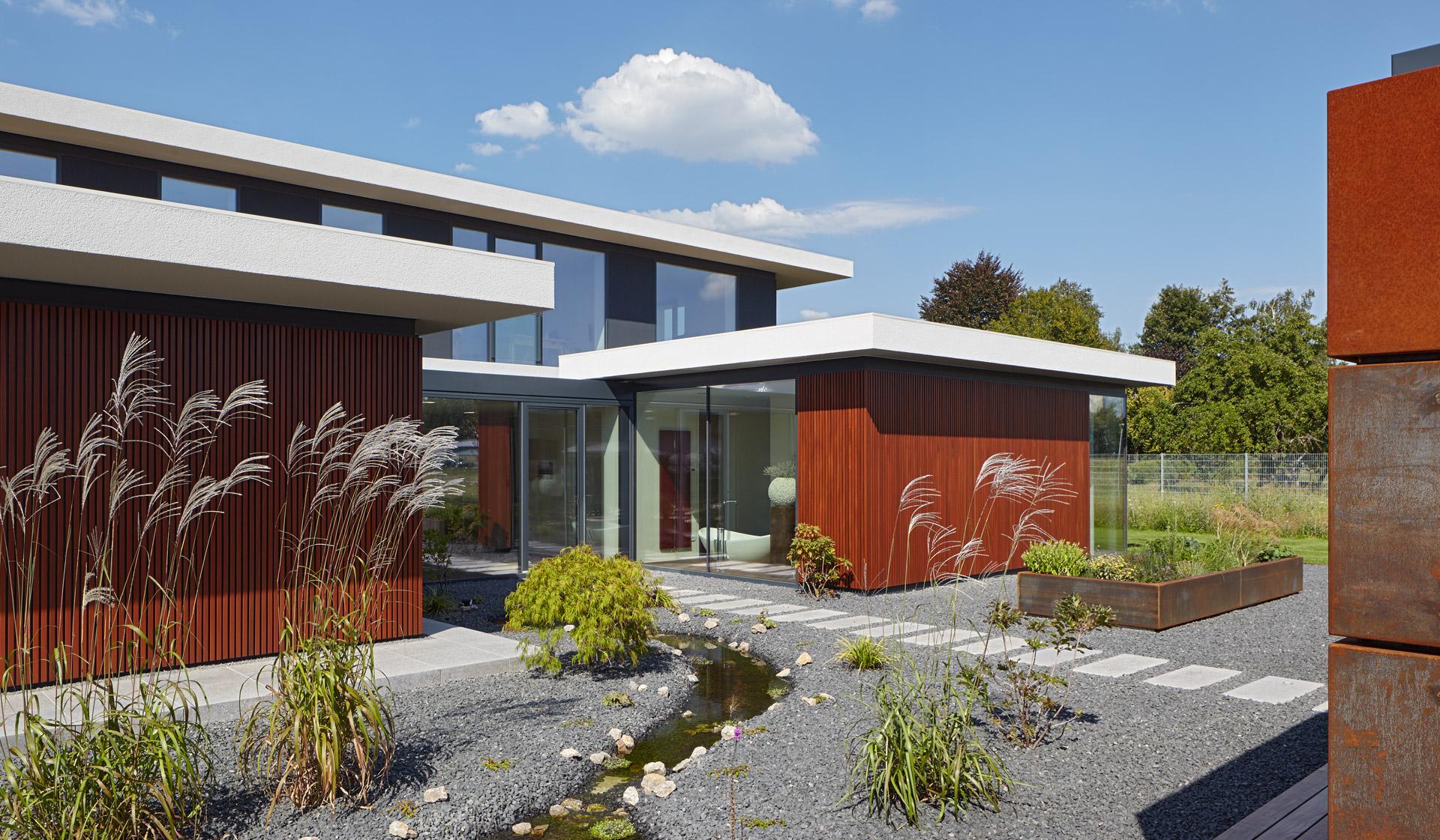 Villa R in Bayern Weber Hummel Architekten 4