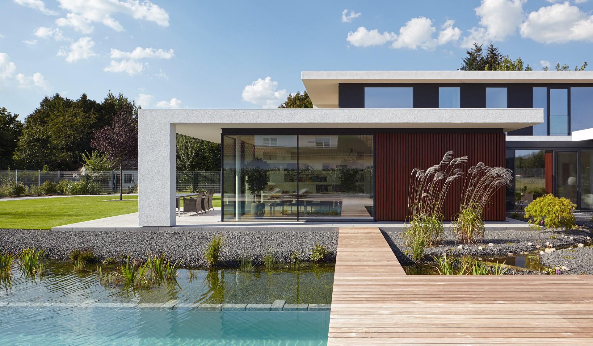 Villa R in Bayern Weber Hummel Architekten 5