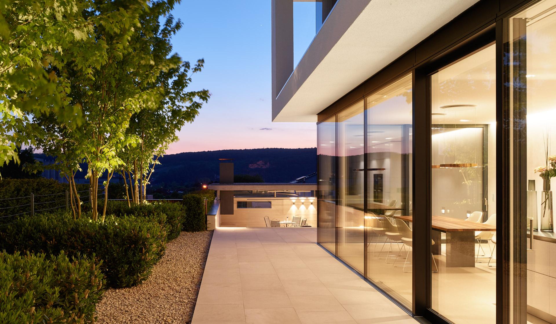 Villa in Franken Weber Hummel Architekten 10
