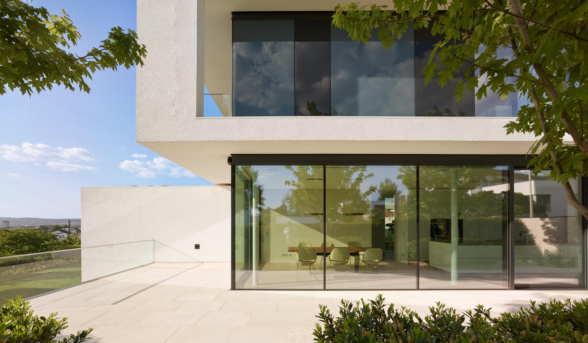 Villa in Franken Weber Hummel Architekten 4