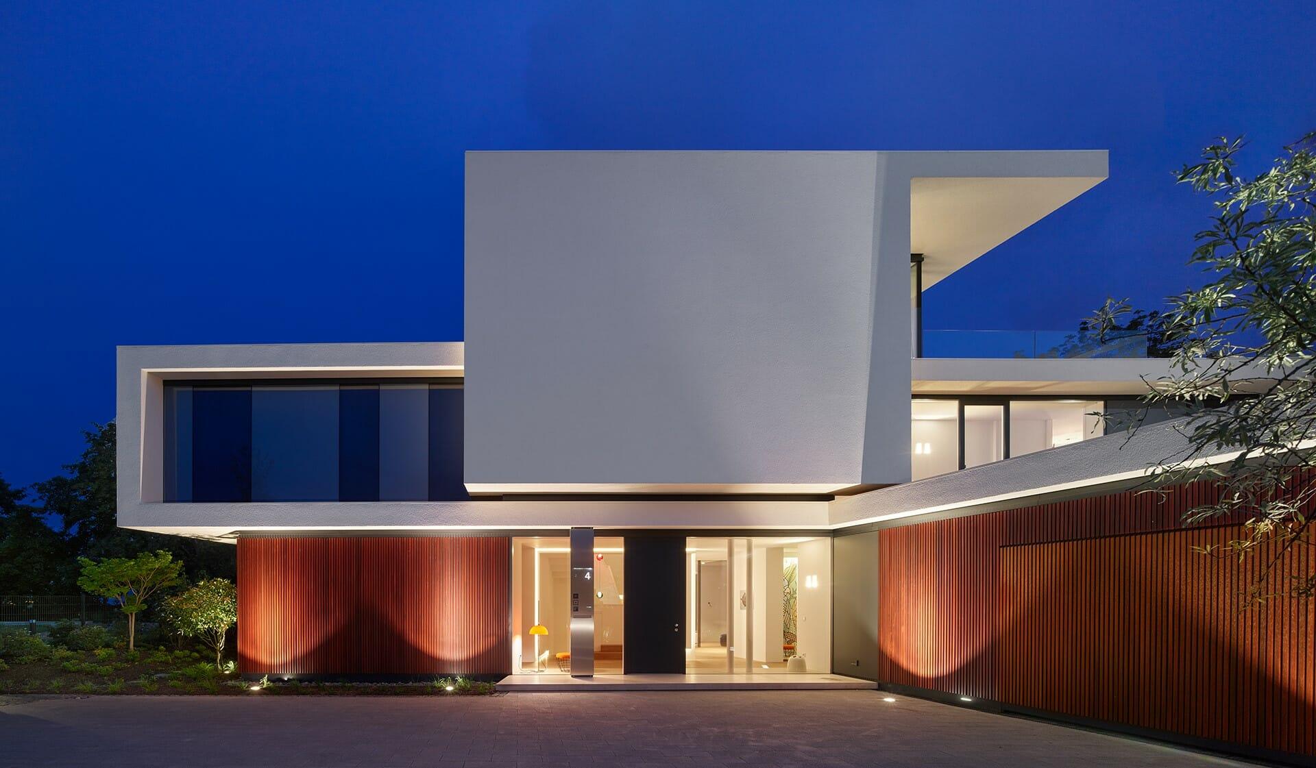 Villa in Saarbruecken Weber Hummel Architekten 10
