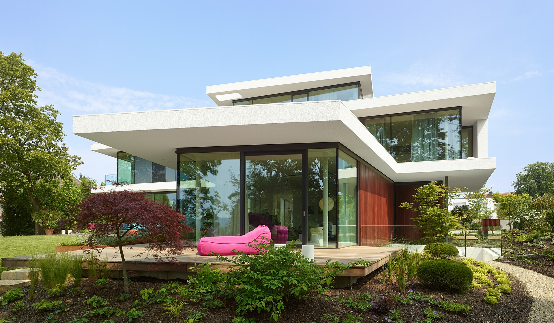 Villa in Saarbruecken Weber Hummel Architekten 2