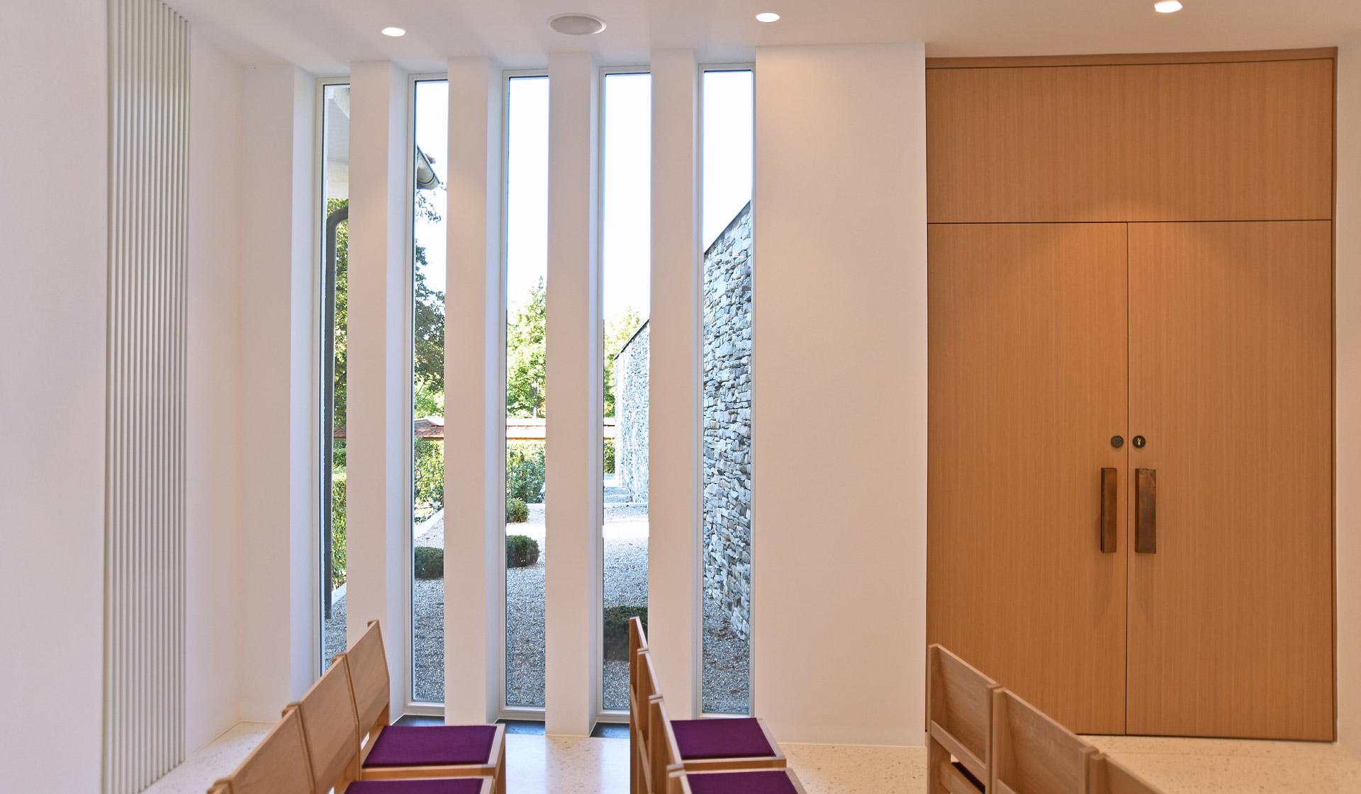 Weber Hummel Architekten Aussegnungshalle Illertissen10