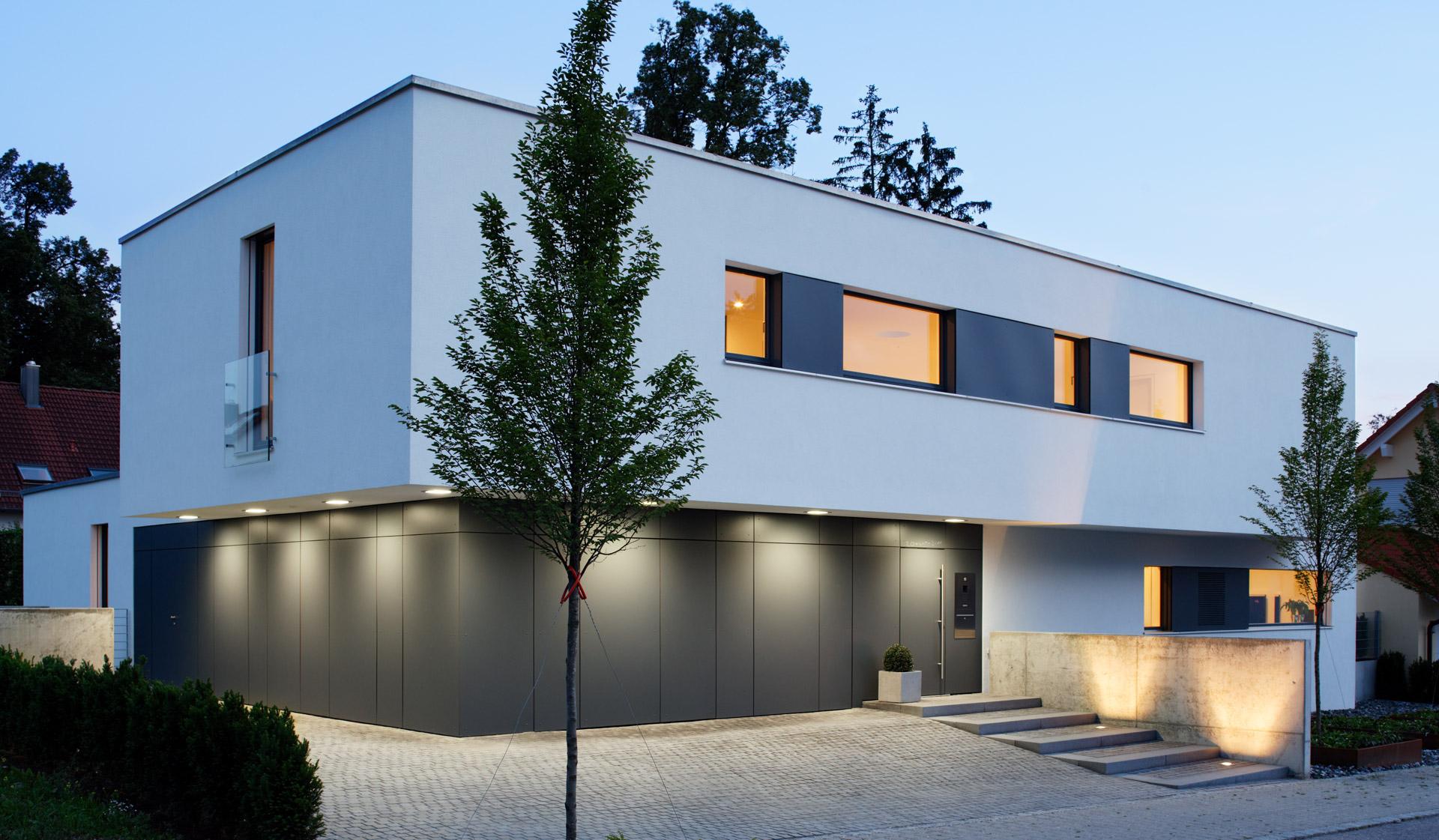 Wohnhaus in Reutti Weber Hummel Architekten 2