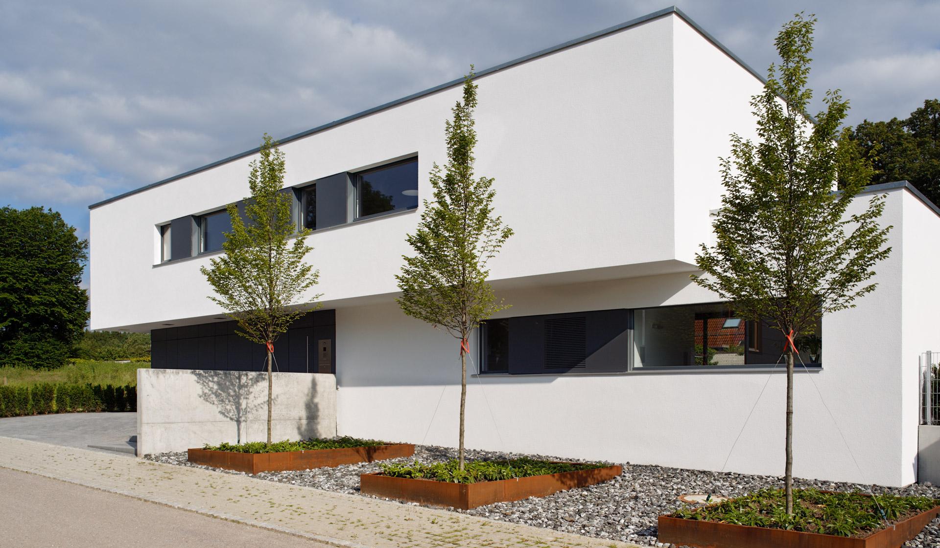 Wohnhaus in Reutti Weber Hummel Architekten 9